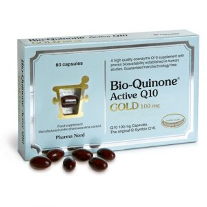 Bio Quinone Q10 Dietary Supplement from Fli Fitness Ltd