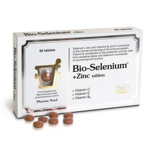 Bio Selenium Zinc Dietary Supplement from Fli Fitness Ltd