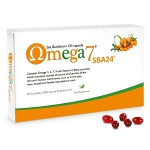 Omega 7 Detox Dietary Supplement from Fli Fitness Ltd